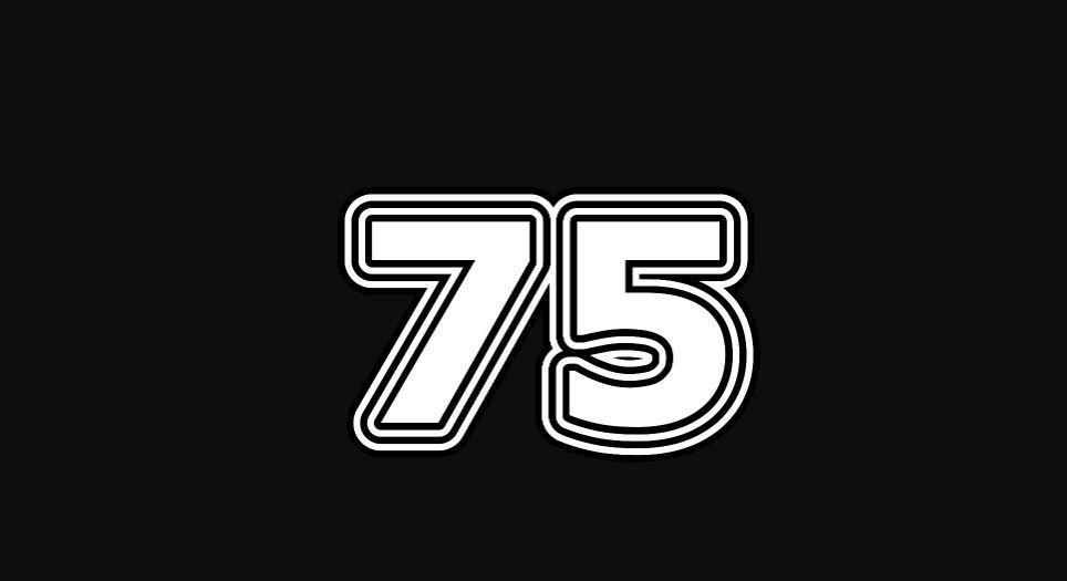 Engelengetal 75
