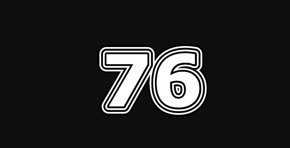 Engelengetal 76