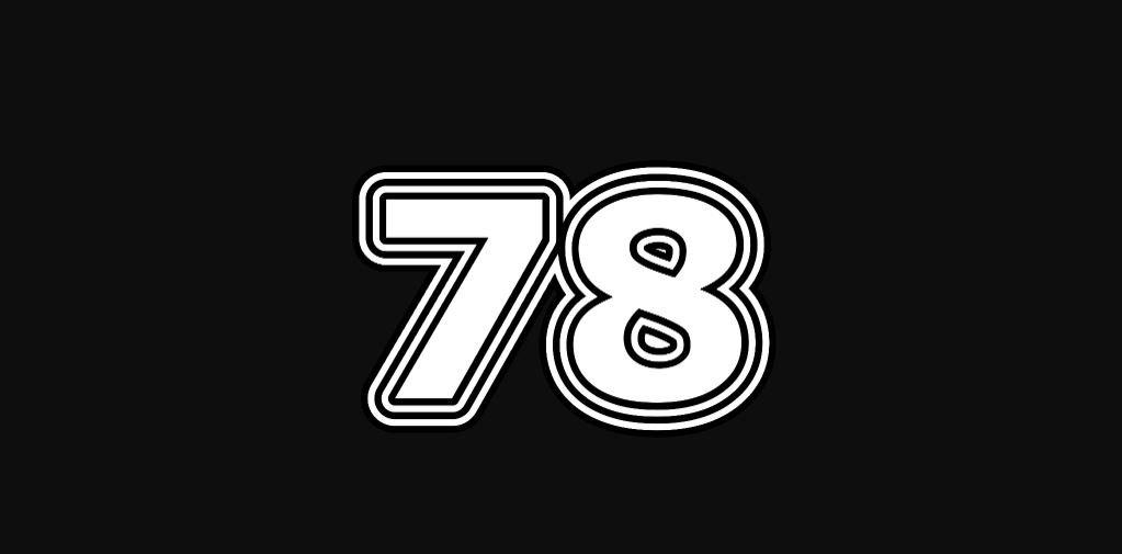 Engelengetal 78