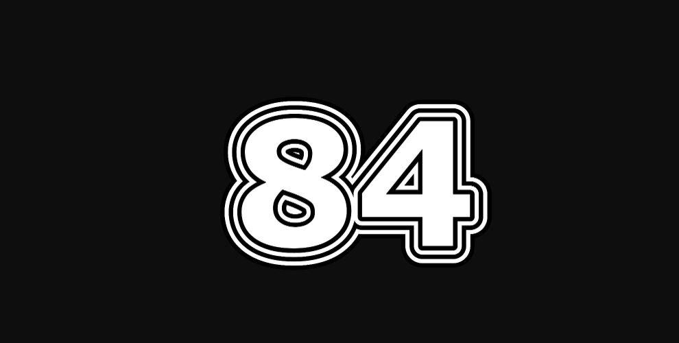 Engelengetal 84