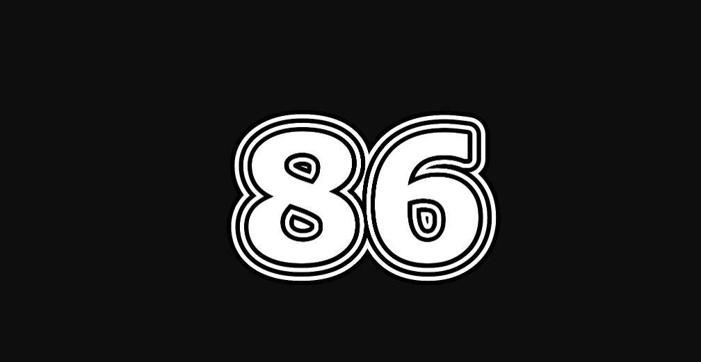 Engelengetal 86
