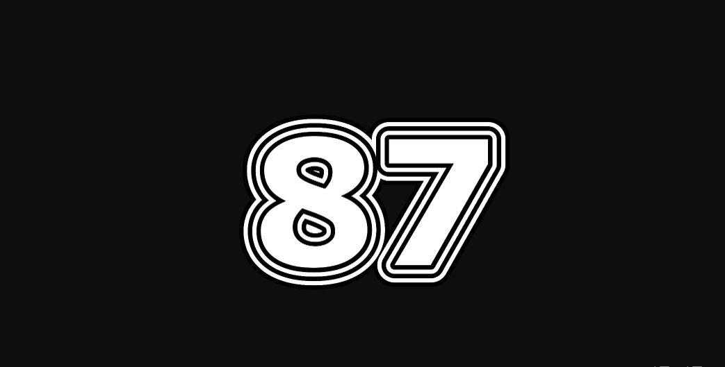 Engelengetal 87