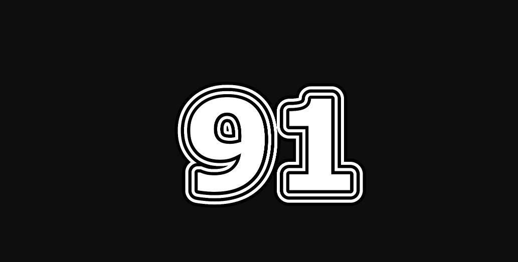 Engelengetal 91