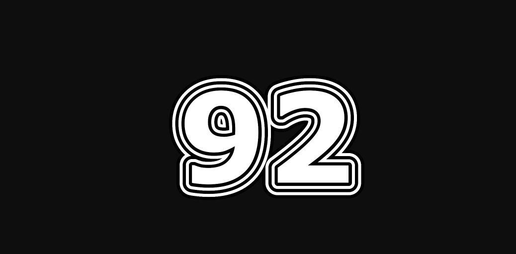 Engelengetal 92