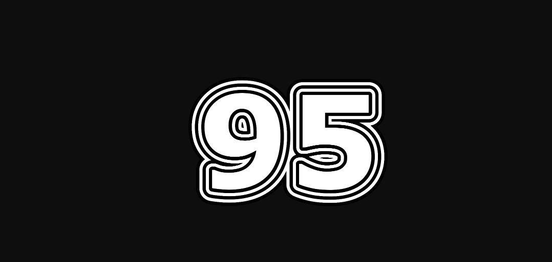 Engelengetal 95