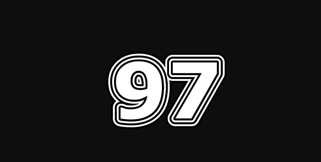 Engelengetal 97