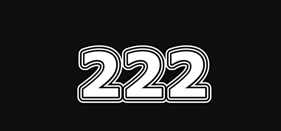 Engelengetal 222