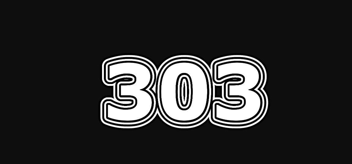 Engelengetal 303