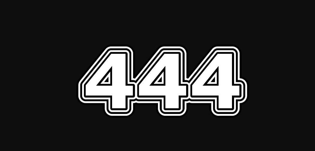 Engelengetal 444