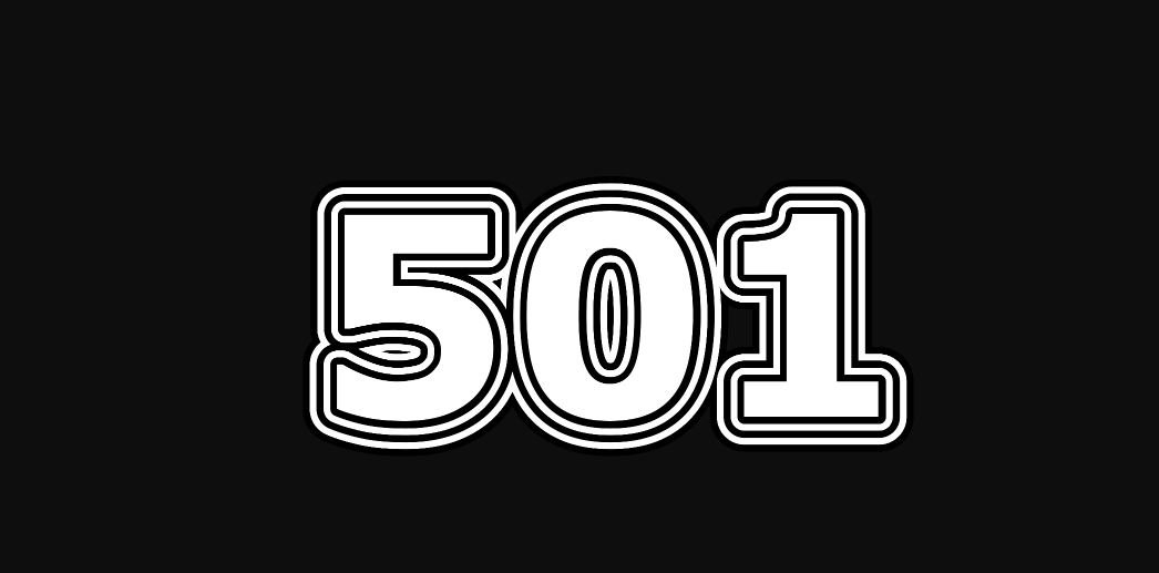 Engelengetal 501