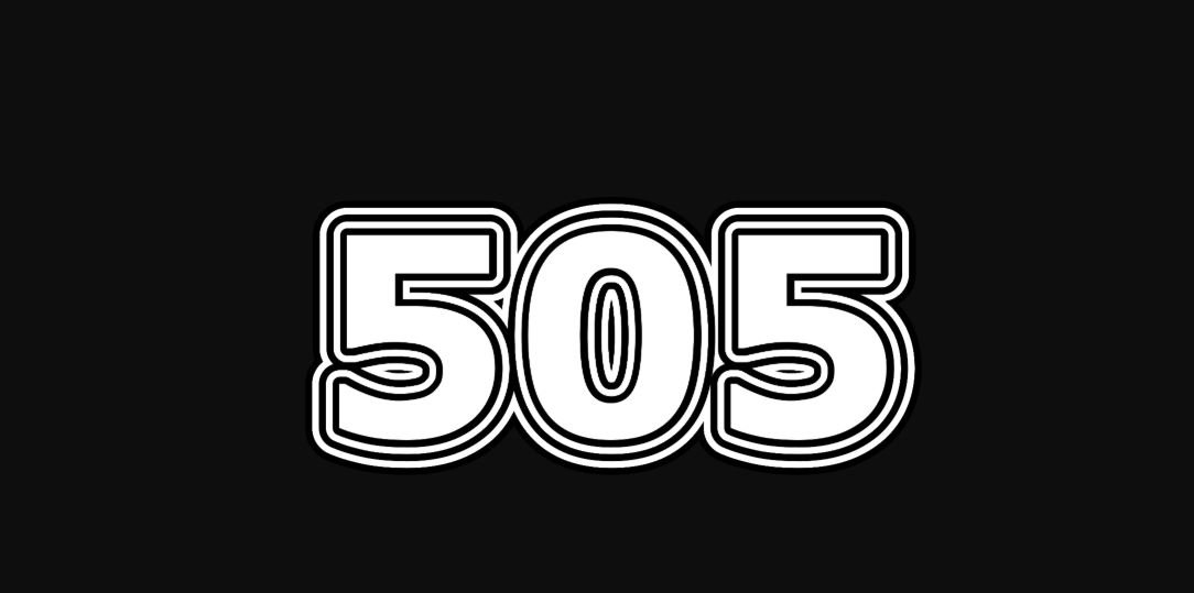 Engelengetal 505
