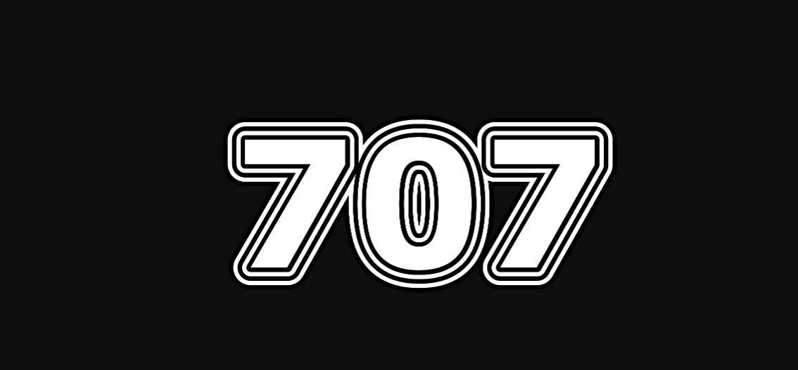 Engelengetal 707