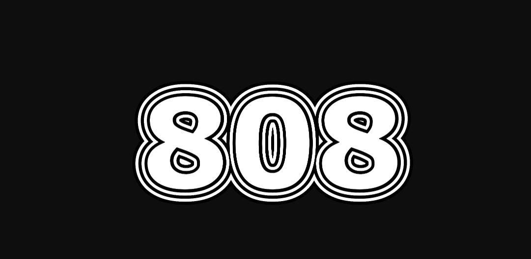 Engelengetal 808