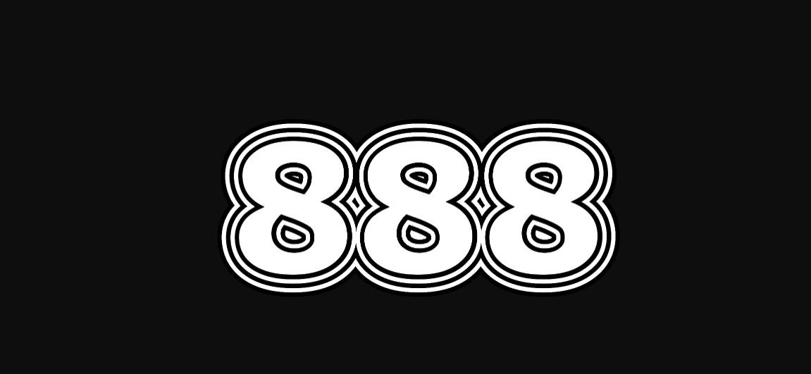 Engelengetal 888