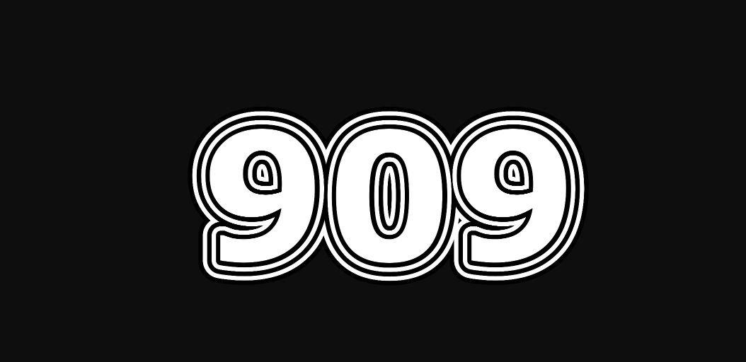 Engelengetal 909