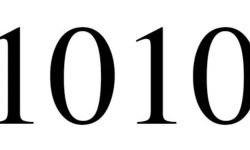 Engelengetal 1010: Dubbele getallen interpretatie en betekenis