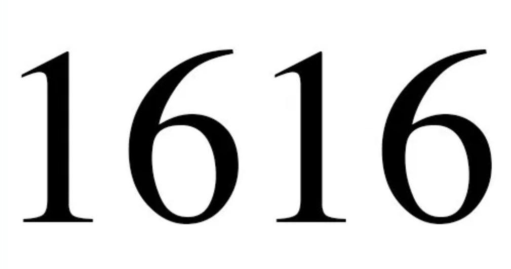 Engelengetal 1616