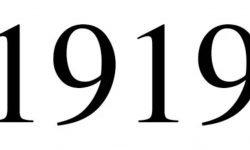 Engelengetal 1919: Dubbele getallen interpretatie en betekenis