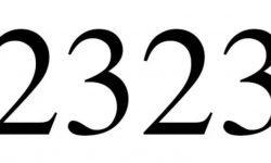 Engelengetal 2323: Dubbele getallen interpretatie en betekenis