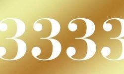Engelengetal 3333: Dubbele getallen interpretatie en betekenis