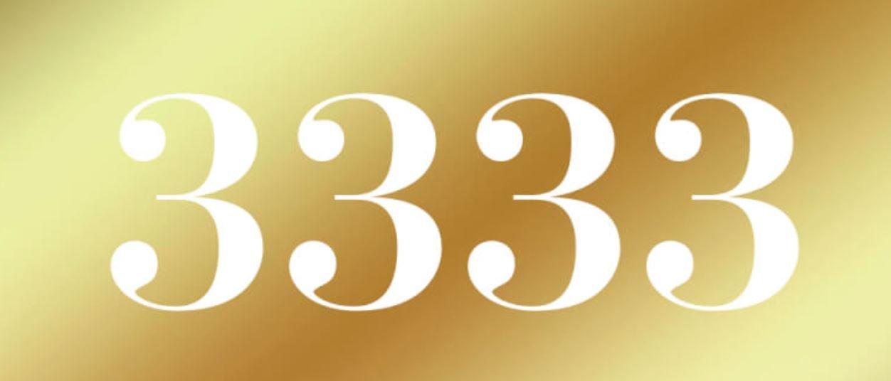 Engelengetal 3333