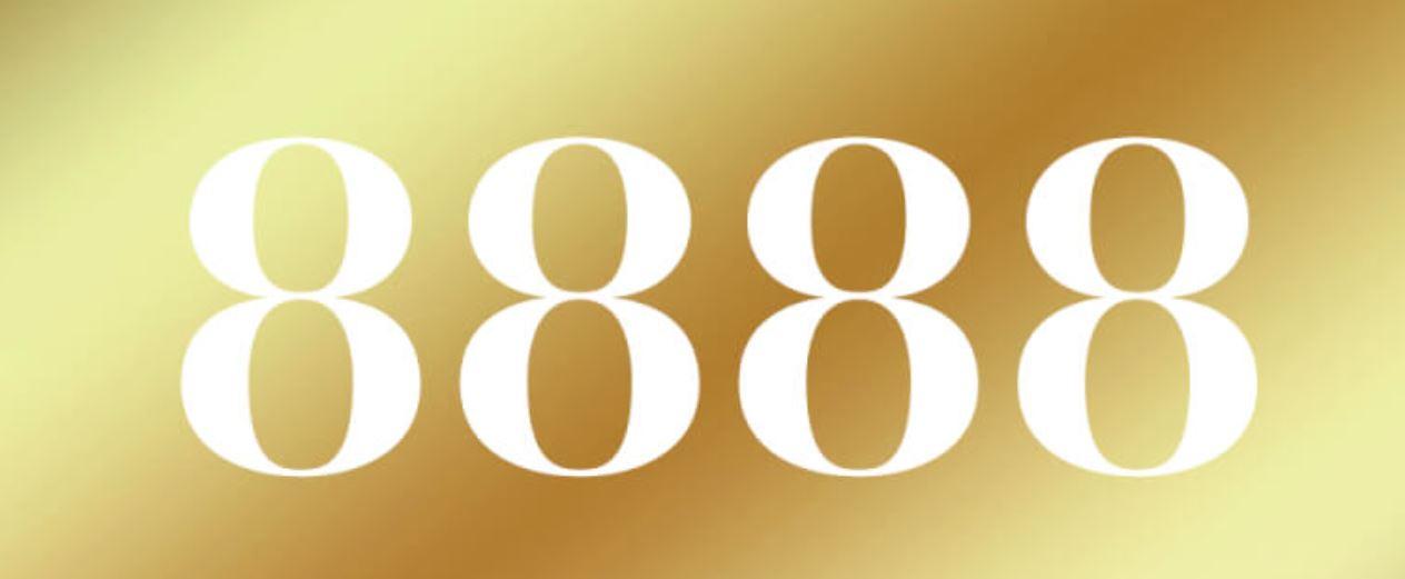 Engelengetal 8888