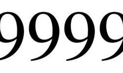 Engelengetal 9999: Dubbele getallen interpretatie en betekenis