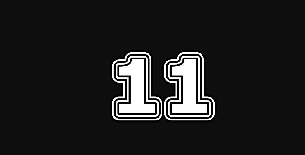 Meestergetal 11