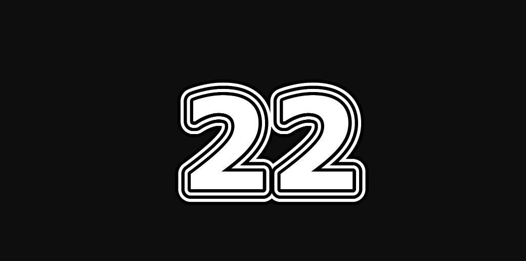 Meestergetal 22