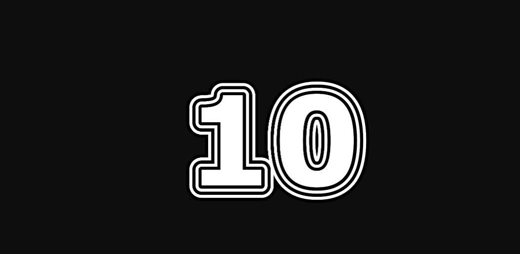 Levensgetal 10
