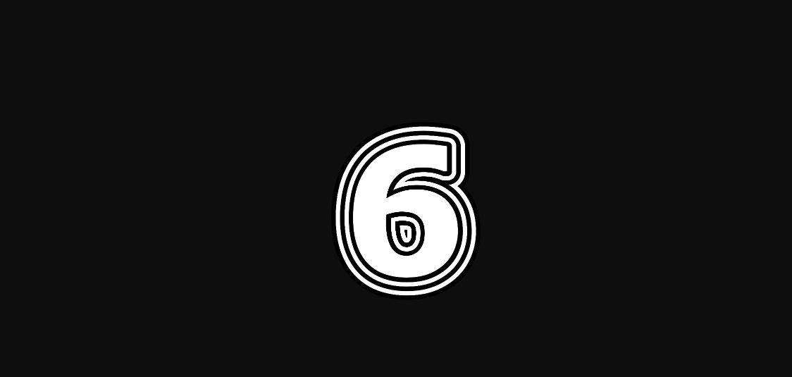 Levensgetal 6