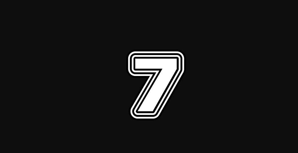 Levensgetal 7
