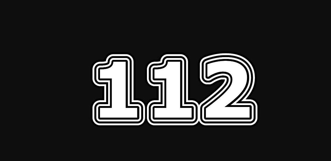 Numerologie 112