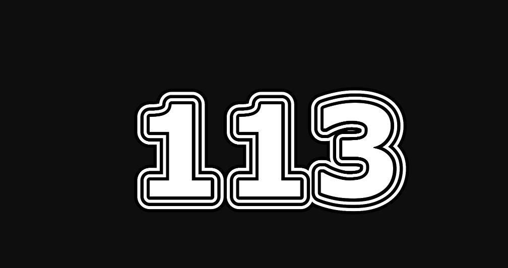 Numerologie 113
