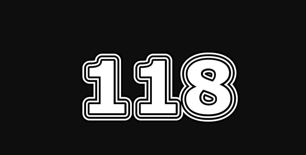 Numerologie 118