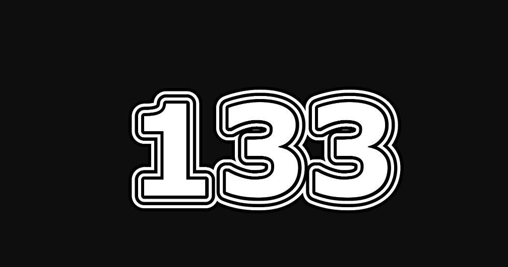 Numerologie 133