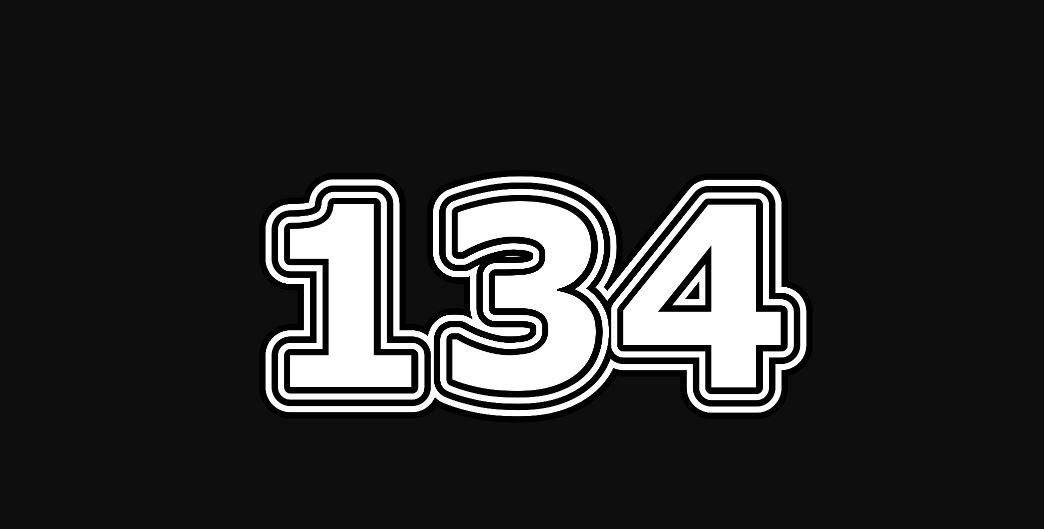 Numerologie 134