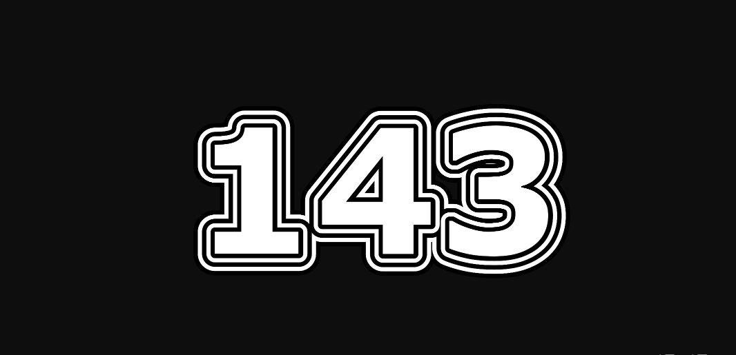 Numerologie 143