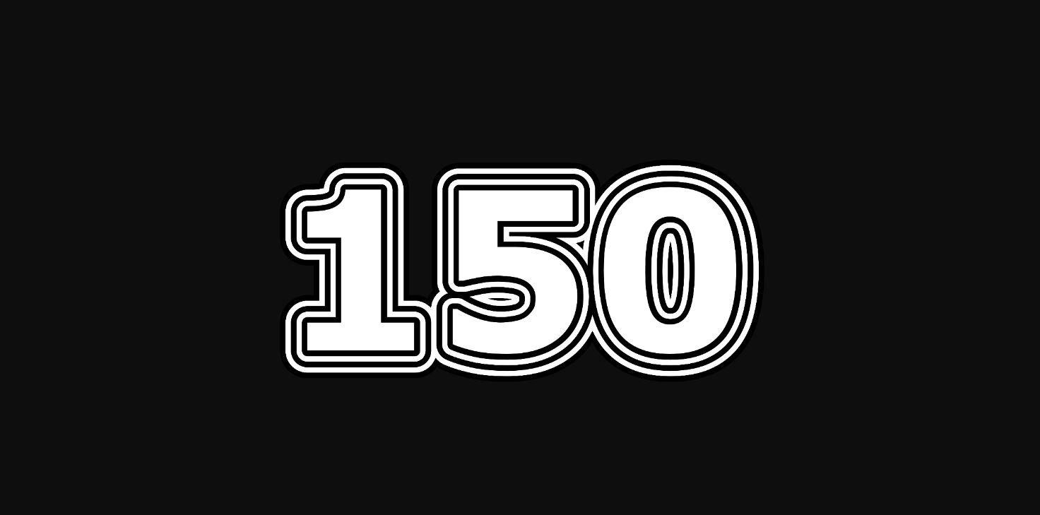 Numerologie 150
