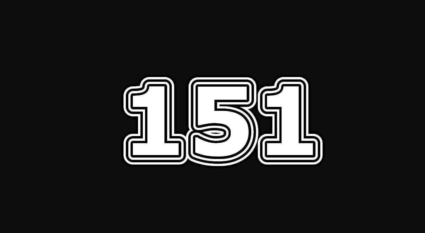 Numerologie 151
