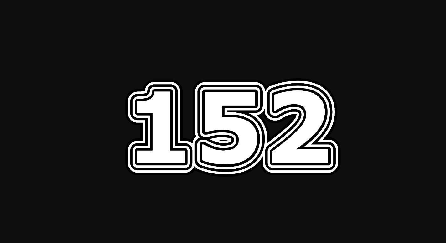 Numerologie 152
