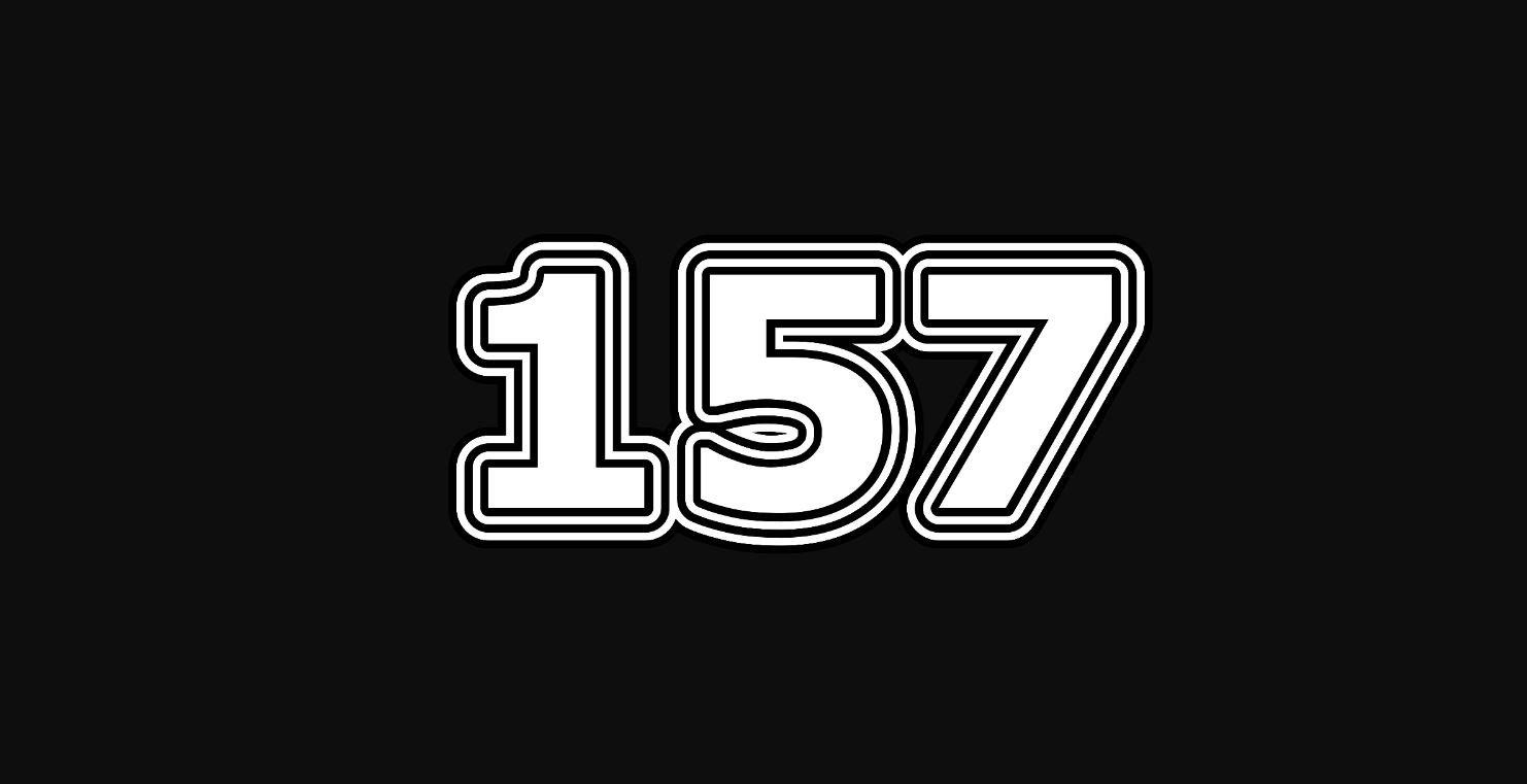 Numerologie 157