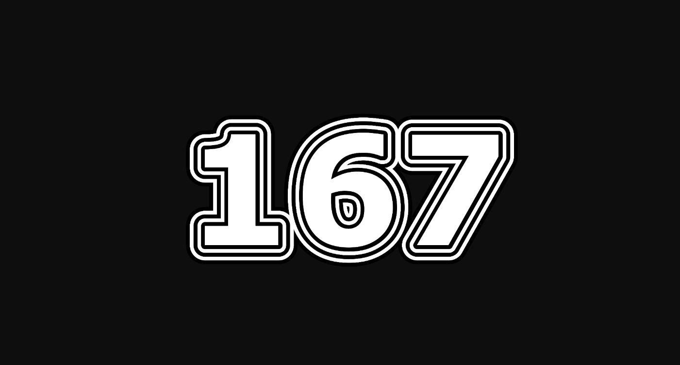 Numerologie 167
