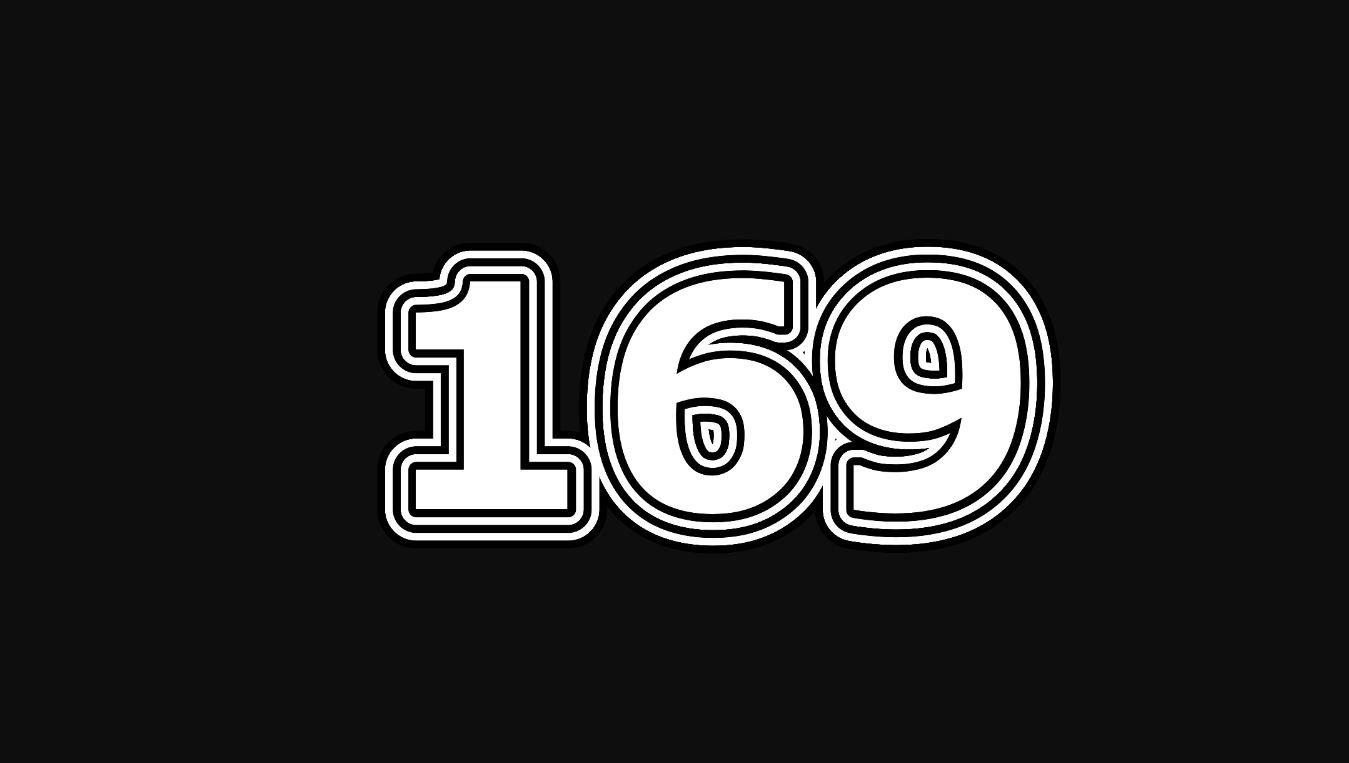 Numerologie 169