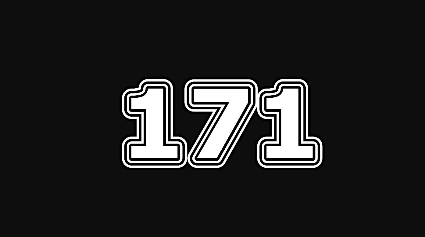 Numerologie 171