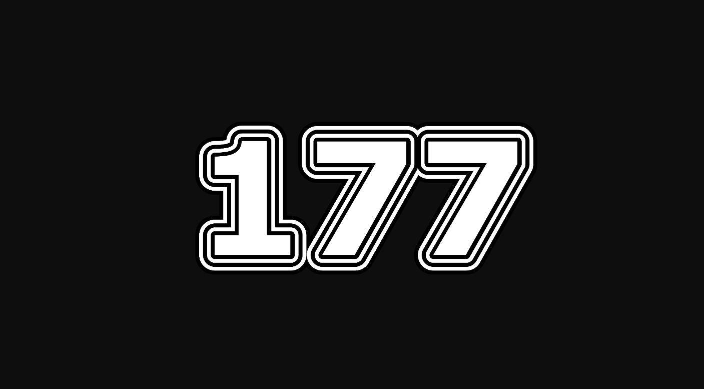 Numerologie 177