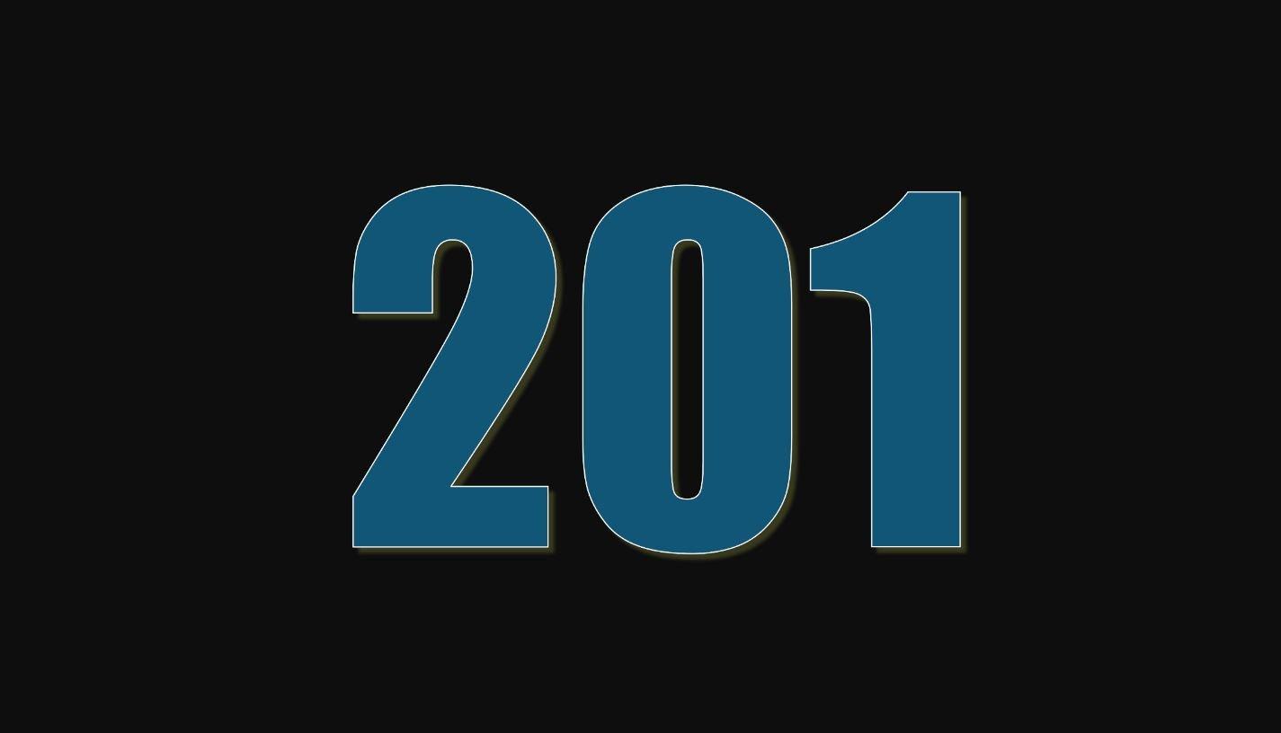 Numerologie 201