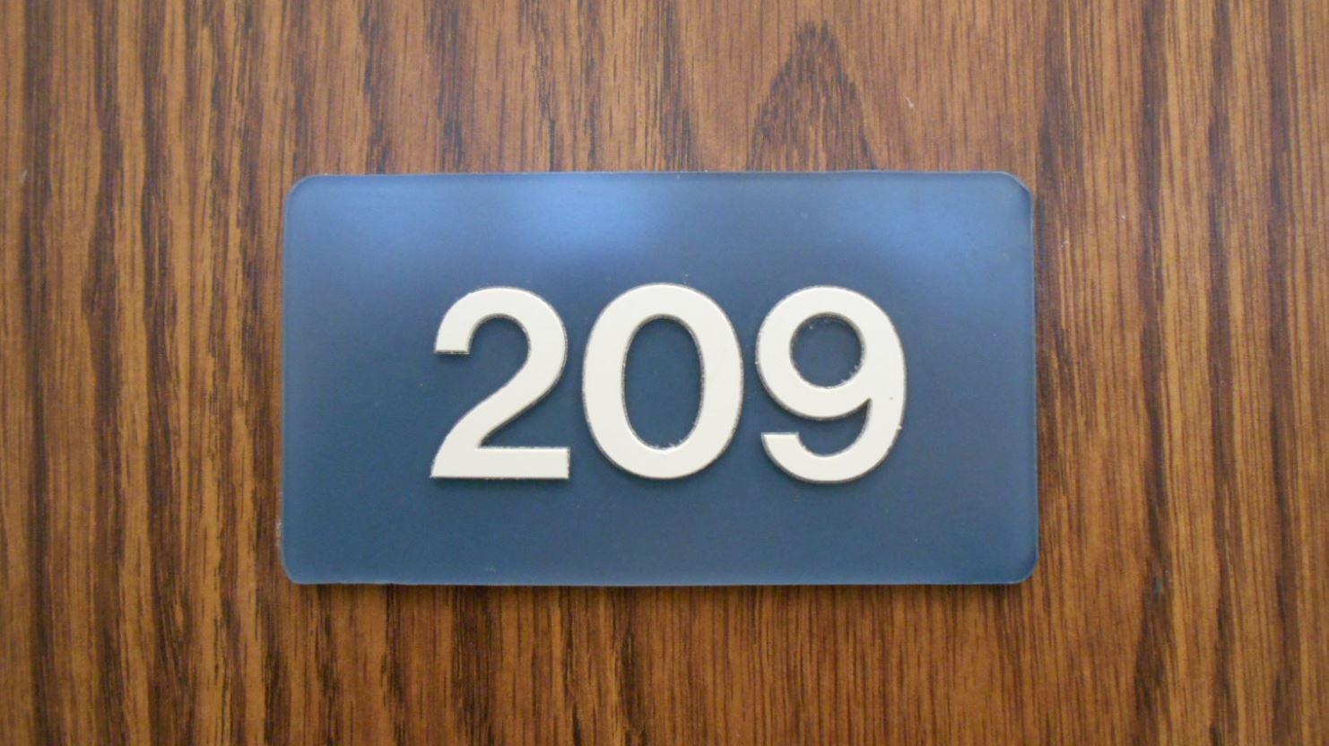 Numerologie 209