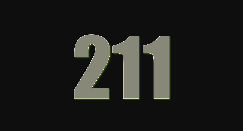 Numerologie 211