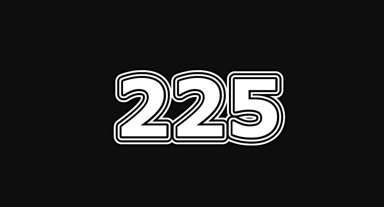 Numerologie 225